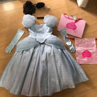 Disney - ビビディバビディブティック プレミアムドレス 120cm 美品