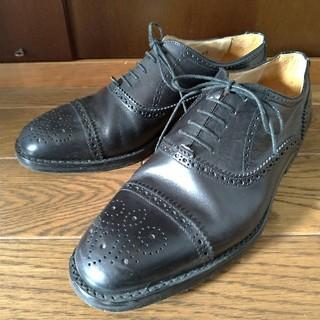 ABX 本革ビジネスシューズ 42サイズアルバタックス エービーエックス 革靴