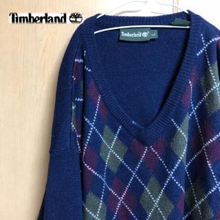 ティンバーランド(Timberland)の古着 Timberland セーター(ニット/セーター)