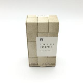 ロエベ(LOEWE)の新品 未使用 AGUA DE LOEWE アグア デ ロエベ 香水 ミニ ボトル(香水(女性用))