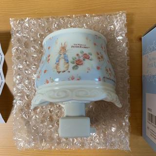 ウェッジウッド(WEDGWOOD)のピーターラビット 陶器のアロマランプ❤️(アロマポット/アロマランプ/芳香器)
