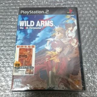 プレイステーション2(PlayStation2)のPS2 ワイルドアームズ ザ フォースデトネイター(初回生産版) (家庭用ゲームソフト)