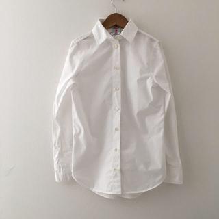 マディソンブルー(MADISONBLUE)のマディソンブルー  白シャツ ホワイト コットンシャツ(シャツ/ブラウス(長袖/七分))