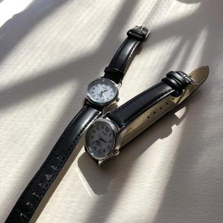 アルバ(ALBA)のALBA 中古 L0DW H 14 黒シンプル(腕時計)