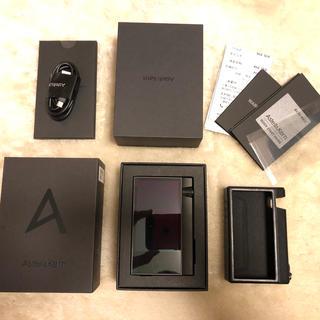 アイリバー(iriver)の超美品 Astell&Kern AK70 MK2 NOIR BLACK(ポータブルプレーヤー)