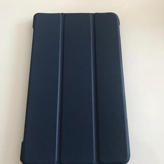 エルジーエレクトロニクス(LG Electronics)のqua tab px 用 ケース(タブレット)
