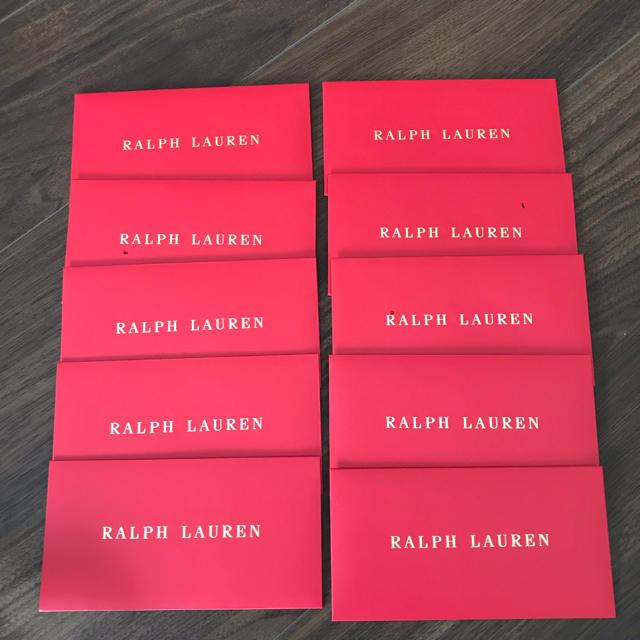Ralph Lauren(ラルフローレン)のラフルローレン レターセット ハンドメイドの文具/ステーショナリー(カード/レター/ラッピング)の商品写真