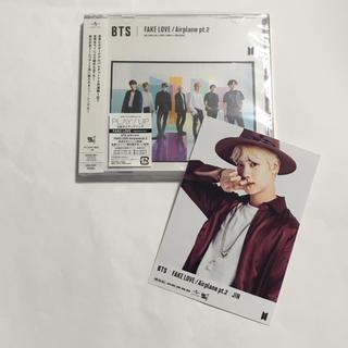 ボウダンショウネンダン(防弾少年団(BTS))のBTS CD FAKE LOVE 初回A CD+DVD(K-POP/アジア)