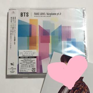 ボウダンショウネンダン(防弾少年団(BTS))のBTS CD FAKE LOVE 通常盤(K-POP/アジア)