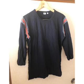 ジーユー(GU)のジーユー メンズ XL(Tシャツ/カットソー(七分/長袖))