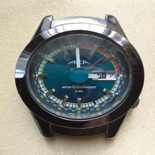 セイコー(SEIKO)のひろぽん様専用 SEIKO ALBA AKA 本体無し 箱 説明書 保証書(腕時計(アナログ))