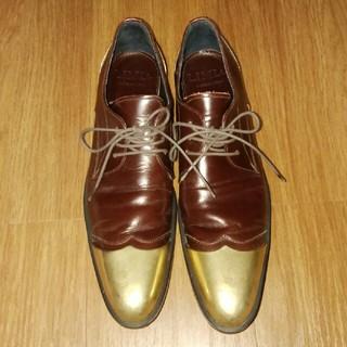 リミフゥ(LIMI feu)のお値下げしました リミフゥ シューズ ダークブラウン (ローファー/革靴)