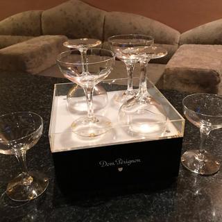 ドンペリニヨン(Dom Pérignon)のドンペリ ミニシャンパンタワー(グラス/カップ)