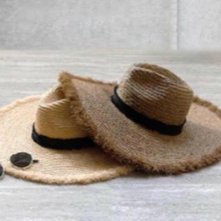 ルームサンマルロクコンテンポラリー(room306 CONTEMPORARY)のroom306 サマーワイドハット(麦わら帽子/ストローハット)