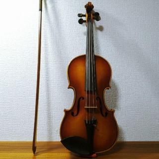【希少極炎杢】スズキ 1/2 No.18 バイオリン(ヴァイオリン)