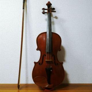 【一枚板極上杢】Satori 1/2 バイオリン 2002 ロサンゼルス(ヴァイオリン)