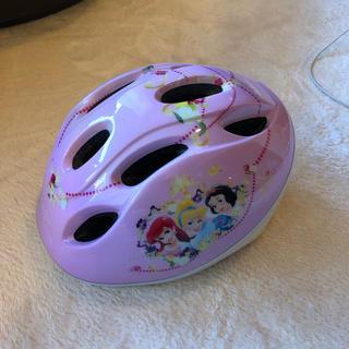 ディズニー(Disney)の子供用ヘルメット 2歳〜4歳 ディズニープリンセス(自転車)