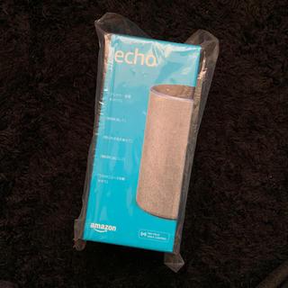 エコー(ECHO)のAmazon echo 第2世代 未開封 新品(スピーカー)