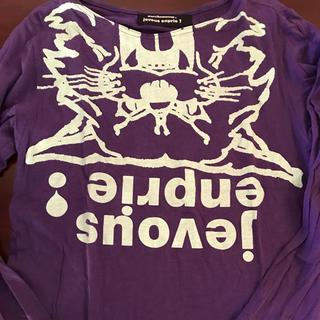 ジュヴゾンプリ!(jevous enprie!)のメルシーボークー  ロンT(Tシャツ(長袖/七分))
