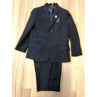 ヒロミチナカノ(HIROMICHI NAKANO)のヒロミチナカノ 入学式フォーマル スーツ男の子120(ドレス/フォーマル)