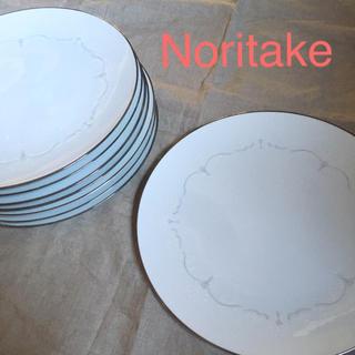 ノリタケ(Noritake)のNoritake ☆ U.S.デザイン  ディナープレート  7枚 + オマケ♫(食器)