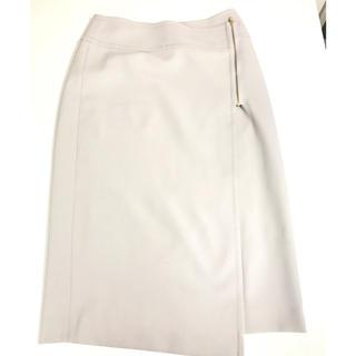 ノーブル(Noble)のNOBLE ラップスカート(ひざ丈スカート)