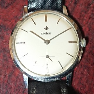 ゾディアック(ZODIAC)のzodiac 手巻き(腕時計(アナログ))