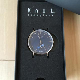 ノット(KNOT)のknot 腕時計 CS-36(腕時計(アナログ))