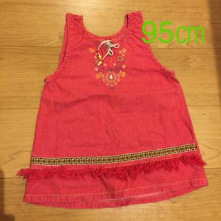 ジャンパースカート size 95㎝(ワンピース)