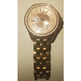 マイケルコース(Michael Kors)の【7月限定値下げ価格】壊れた腕時計 マイケルコース  ピンクゴールド(腕時計)