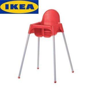 イケア(IKEA)のIKEA  ハイチェア  テーブル付(その他)