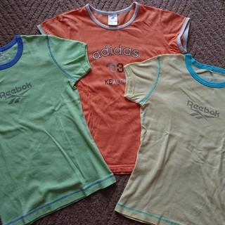 アディダス(adidas)のadidas レディース Tシャツ 3枚セット(Tシャツ(半袖/袖なし))