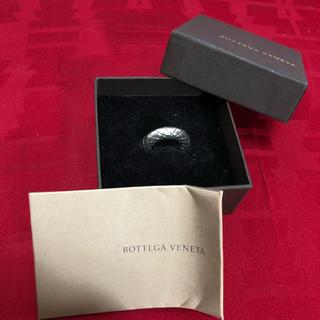 ボッテガヴェネタ(Bottega Veneta)のシルバー925 ボッテガヴェネタ イントレ リング 正規品(リング(指輪))