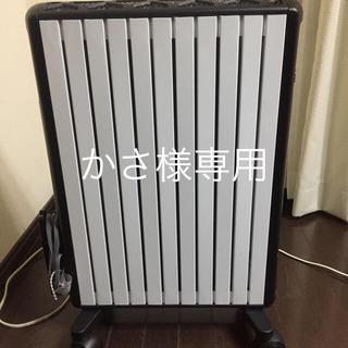 デロンギ(DeLonghi)のデロンギマルチダイナミックヒーターWi-Fiモデル(オイルヒーター)