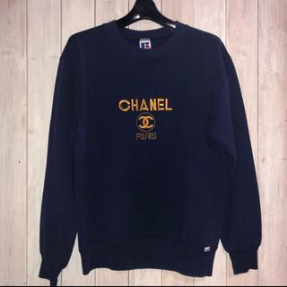 シャネル(CHANEL)の古着屋 CHANEL トレーナー(トレーナー/スウェット)
