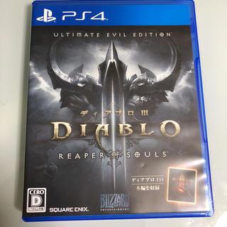 プレイステーション4(PlayStation4)のDiablo3 ps4(家庭用ゲームソフト)