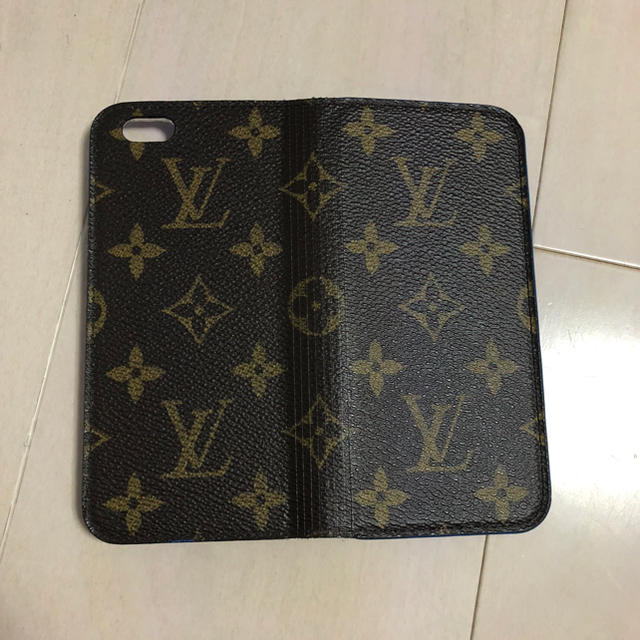 LOUIS VUITTON - iPhoneケースの通販 by まいとららい's shop|ルイヴィトンならラクマ