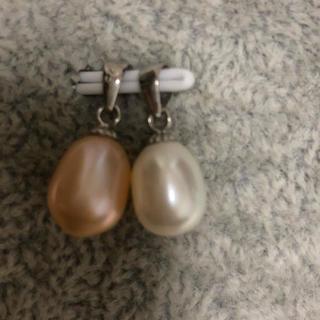 真珠ペンダント2つ(ネックレス)