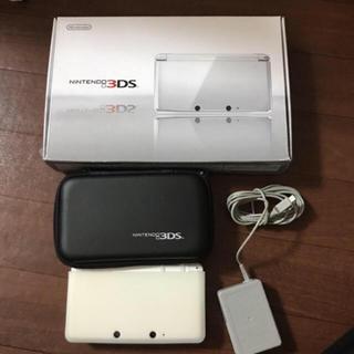 ニンテンドー3DS(ニンテンドー3DS)の任天堂 3DS 本体 付属品あり(携帯用ゲーム本体)