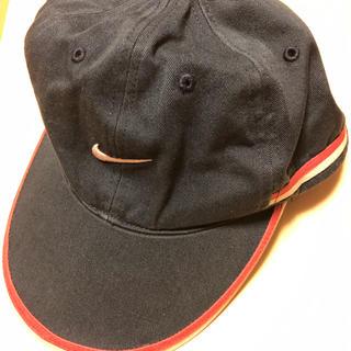 ナイキ(NIKE)のキッズ  ナイキキャップ(帽子)