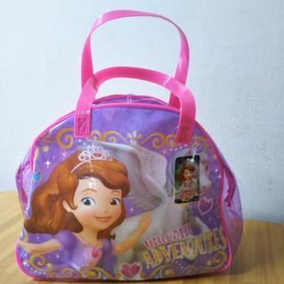 ディズニー(Disney)のソフィア プールバッグ新品(マリン/スイミング)