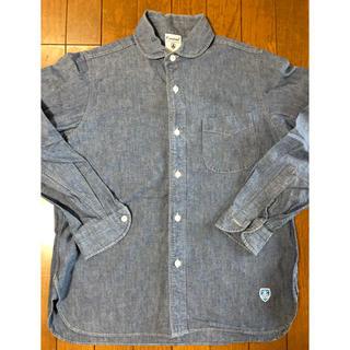 オーシバル(ORCIVAL)の中古 オーチバル ダンガリーシャツ サイズ1(シャツ/ブラウス(長袖/七分))