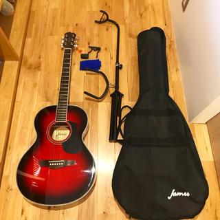 ジェームス(James)のアコースティックギター(アコースティックギター)