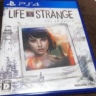 プレイステーション4(PlayStation4)のライフイズストレンジ(家庭用ゲームソフト)
