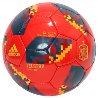 アディダス(adidas)のアディダス サッカーボール テルスター 18 グライダー スペイン 4号球(ボール)