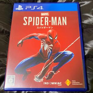 スパイダーマン  PS4(家庭用ゲームソフト)