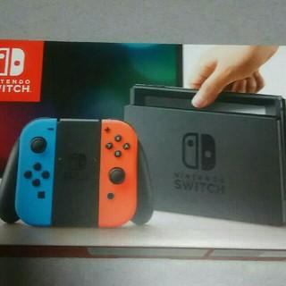 ニンテンドースイッチ(Nintendo Switch)のNINTENDO switch スイッチ 新品未開封(家庭用ゲーム本体)