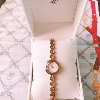 ヨンドシー(4℃)の4℃ ジュエリーウォッチ 時計(腕時計)
