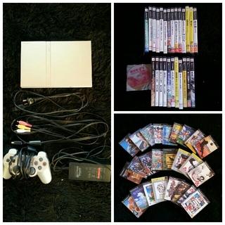 プレイステーション2(PlayStation2)のPlayStation2!本体&ソフト!(家庭用ゲーム本体)