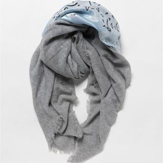 ユナイテッドアローズ(UNITED ARROWS)のCITRUS スカーフ ドッキング ストール(マフラー/ストール)